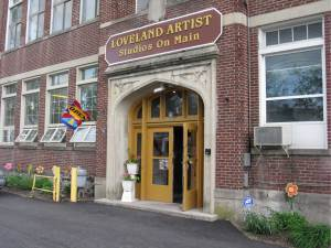 Loveland Artists Studio Building