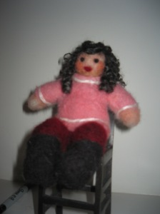 Isabella's doll